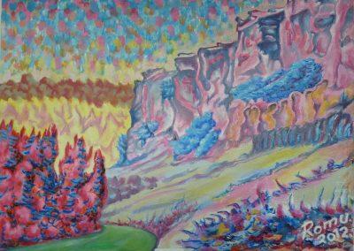 Hoz de Valera pintura fauvista