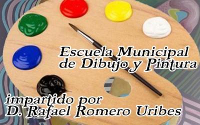 Curso de Dibujo y Pintura en Valverde de Júcar