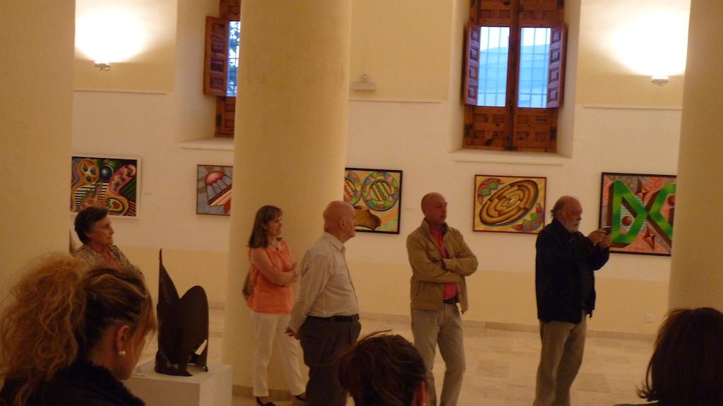 Exposición Huete octubre de 2015